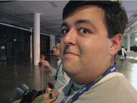 Luiz Yassuda - Campus Party Brasil 2008